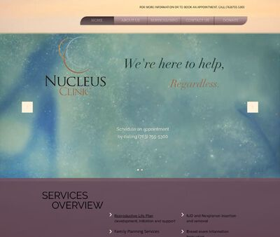 STD Testing at Nucleus Clinic