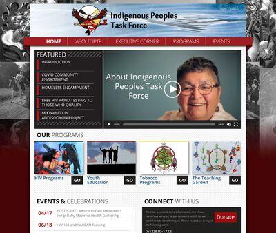 STD Testing at Indigenous Peoples Task Force