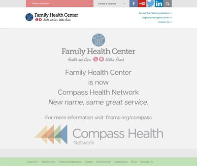 STD Testing at Family Health Center - Columbia