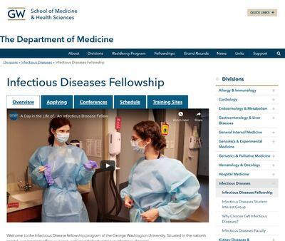 STD Testing at Washington University School of Medicine Infectious Disease Clinic