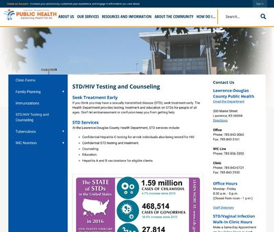 25 Free STD Testing & HIV Test Clinics in Grandview, MO