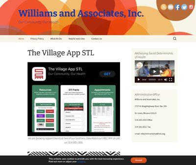 STD Testing at Williams & Associates Inc