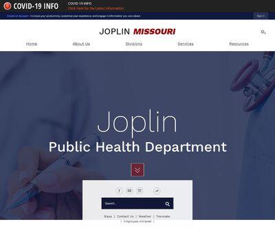 STD Testing at Joplin Health Department
