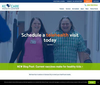 STD Testing at KC CARE Health Center