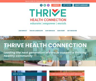 STD Testing at Thrive Health Connection
