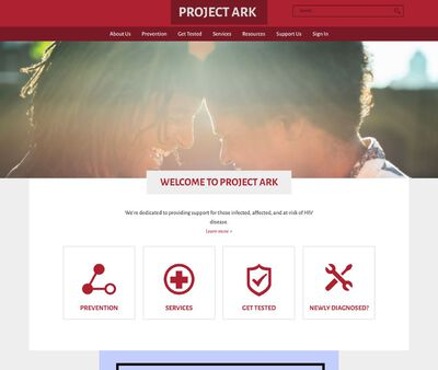 STD Testing at Project Ark