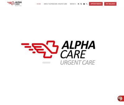 STD Testing at AlphaCare