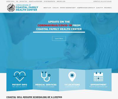 STD Testing at Coastal Family Health Center