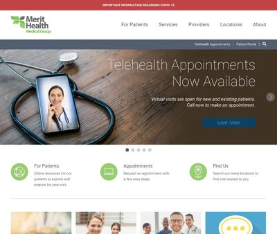 STD Testing at Merit Health Medical Group - Madison