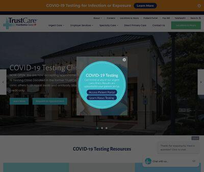 STD Testing at TrustCare