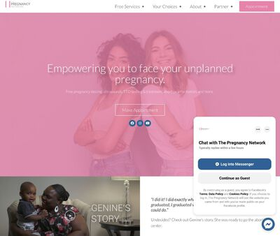 STD Testing at The Pregnancy Network