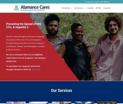 STD Testing at Alamance Cares