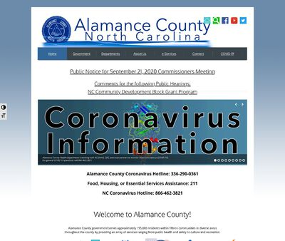 STD Testing at Alamance County Health Department