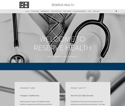 STD Testing at Reserve Health