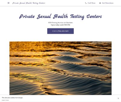 STD Testing at Private Sexual Health Testing Centers