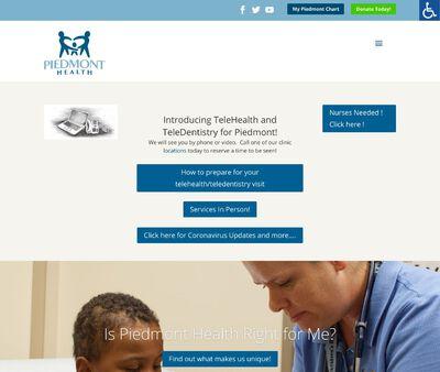 STD Testing at Piedmont Health