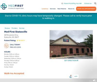 STD Testing at Piedmont HealthCare – Statesville Urgent Care