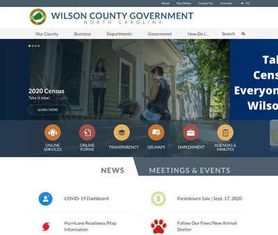 STD Testing at Wilson County Health Department