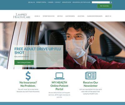 STD Testing at Lamprey Health Care