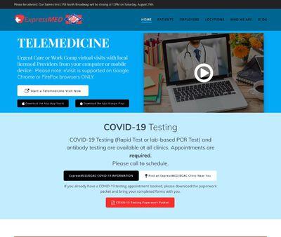 STD Testing at ExpressMED/BOAC