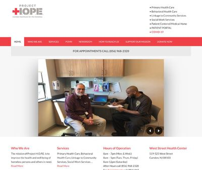 STD Testing at Project HOPE