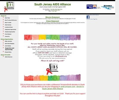 STD Testing at South Jersey AIDS Alliance, Oasis Too