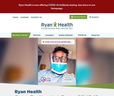 STD Testing at Ryan Health-Adair