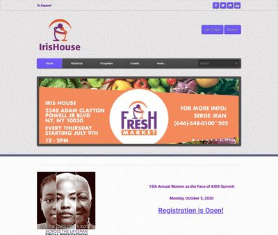 STD Testing at Iris House A Center For Women Hiv