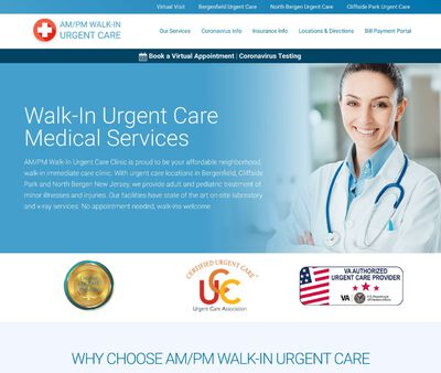 STD Testing at AM/PM Walk-In Urgent Care Center