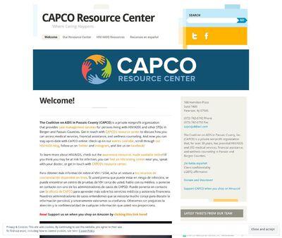 STD Testing at Capco Resource Center