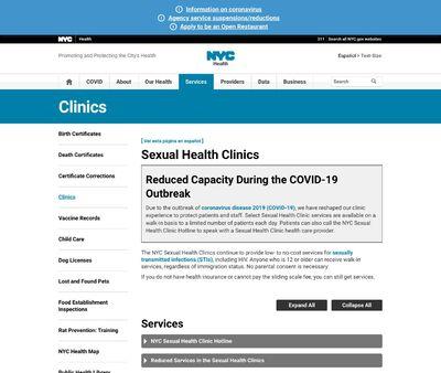 STD Testing at Brooklyn Health Clinic