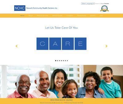 STD Testing at Newark Community Health Center-Irvington
