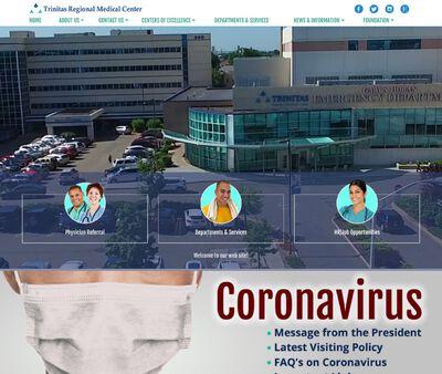 STD Testing at Trinitas Regional Medical Center (New Point)