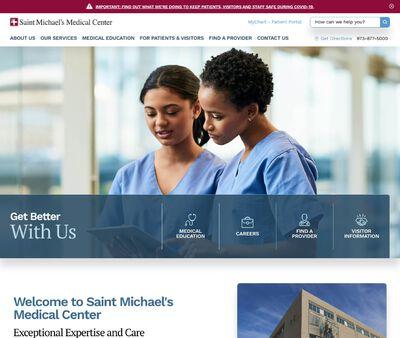 STD Testing at Saint Michael's Medical Center