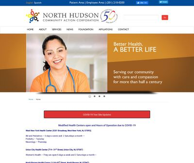 STD Testing at North Hudson Community Action Corporation