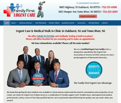 STD Testing at Family First Urgent Care