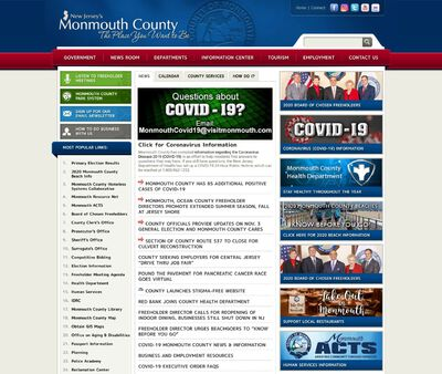 STD Testing at Monmouth County Health Department