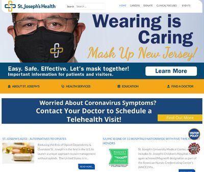 STD Testing at St. Josephs Regional Medical Center (Comprehensive Care Center for HIV Services)