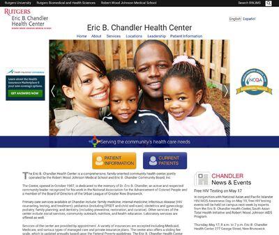 STD Testing at Rutgers University,Eric B. Chandler Health Center