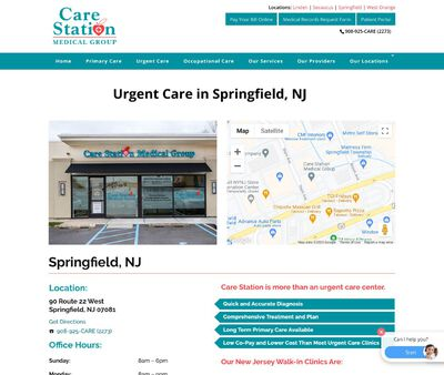 STD Testing at Care Station Medical Group - Urgent Care Springfield