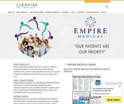 STD Testing at Empire Medical Associates , West Orange Office