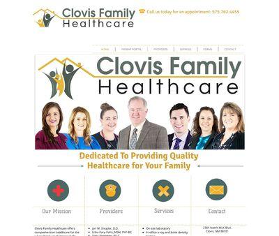 STD Testing at Clovis Family Healthcare
