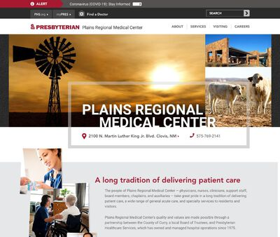 STD Testing at Plains Regional Medical Center