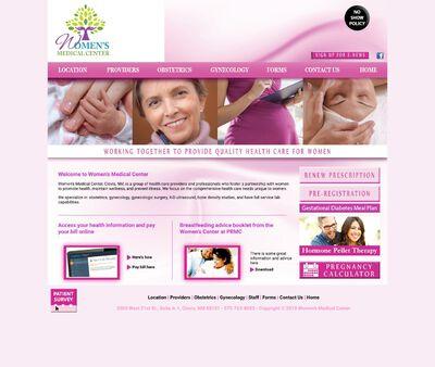 STD Testing at Women's Medical Center