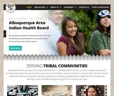 STD Testing at Albuquerque Area Indian Health Board, Inc.