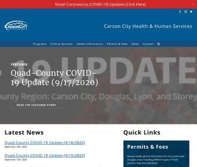 STD Testing at Carson City Environmental Health