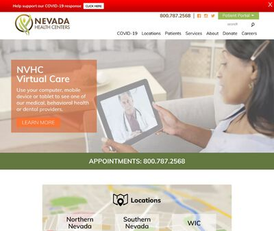 STD Testing at Nevada Health Centers Incorporated (Cambridge Family Health Center)