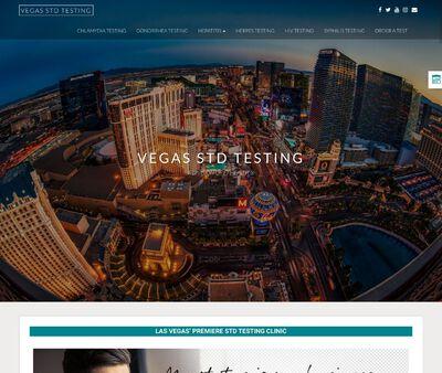 STD Testing at Vegas STD Testing