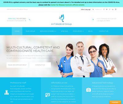 STD Testing at AP Medical Group