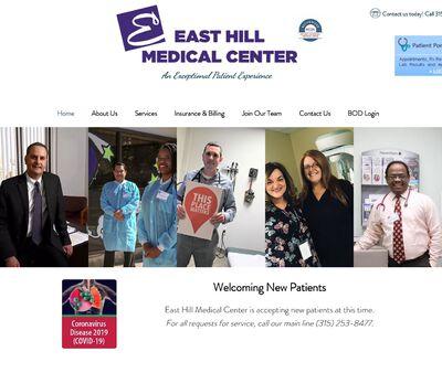 STD Testing at East Hill Medical Center